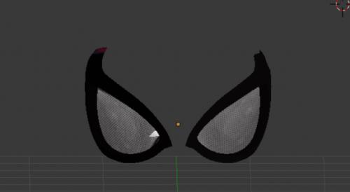 Gafas increíbles de Spiderman