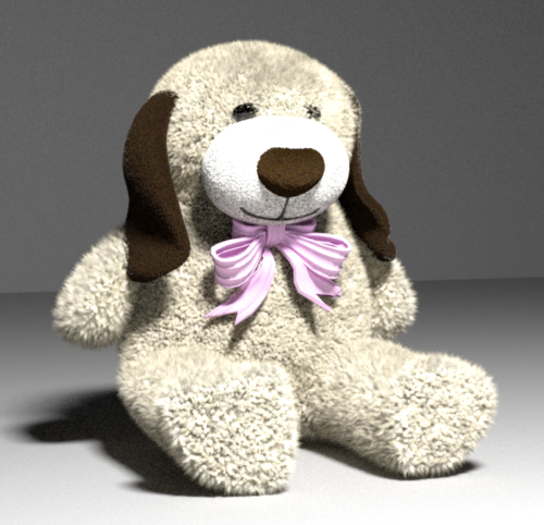 Pikku koiran lelu