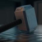 Thor Hammer Mjolnir Weapon