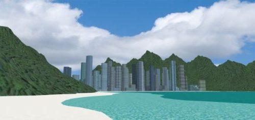 جزيرة الجزيرة الاستوائية
