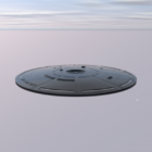 Ufo Starship