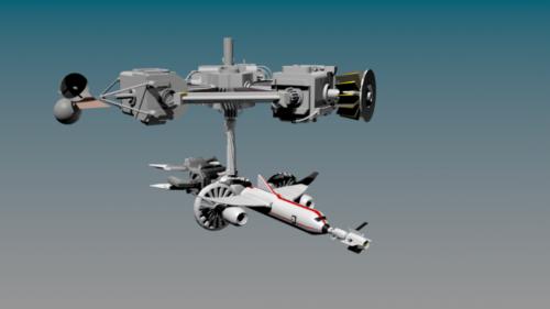 Universe Spacecraft