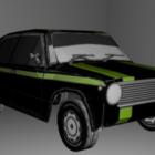 Vaz-2101 bil