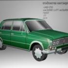 Vaz 2103 bil
