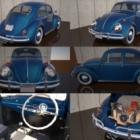 VW Sedan Vintage 1963