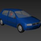 Volkswagen Polo Car 1995