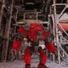 المحارب روبوت الحرب