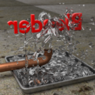 水バランスのアニメーションシーン