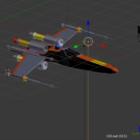 سفينة الفضاء إكس وينج حرب النجوم