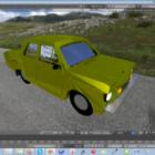 سيارة زاز 968 م