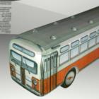 Zis-154 bus