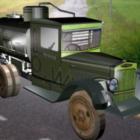 Zis-6 Retro bil