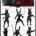 المحارب المظلم Warhammer