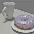 डोनट्स स्प्रिंकल्स