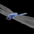 Dragonfly Lowpoly