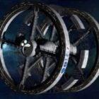 Tardis Station Spacecaft