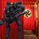 German Combat Character