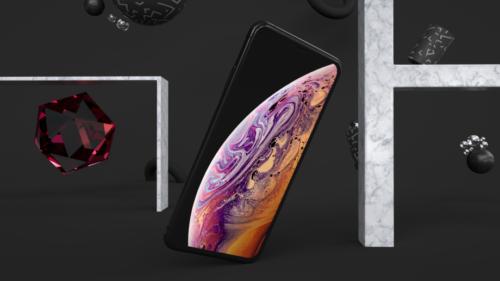 Musta Iphone Xs Max