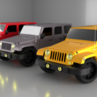 Jeep Cars Collection