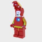 شخصية ليغو الرجل الحديدي