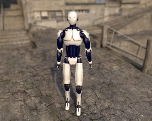 تصميم الروبوت الروبوت