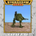Imperial Guard Warhammer Robot