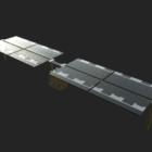 सौर पैनलों