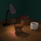 Tazze da tè da tavolo