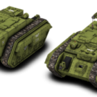 Trojan Imperial Guard Vehicle