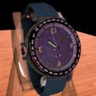 Kulaté hodinky