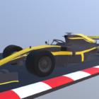 Formula One Rs19 Car