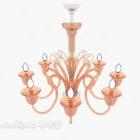 Atmospheric Chandelier Lamp