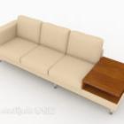 Nowoczesna sofa stołowa Combine