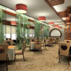 Green Restaurant Interior Eco Design