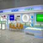 Mobile Showroom Interior