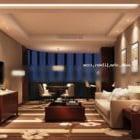 Camera d'albergo in stile comune