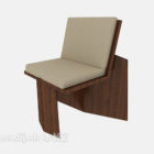 Back-to-back Lounge Chair Wooden