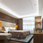 Design camera da letto camera d'albergo