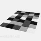 Rude tæppekontrolmønstre