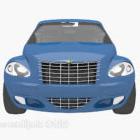 سيارة ترولي زرقاء V1