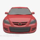 Mazda Rotes Auto