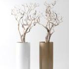 Indoor bonsai plant decor furniture