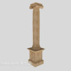 Römische Säulenmöbel