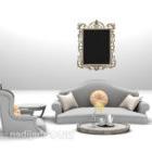 Sofa unta Eropah