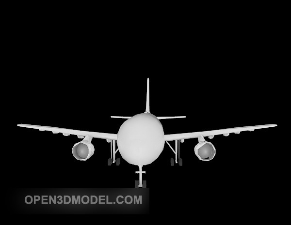 Aircraft Lowpoly