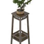 Małe drzewo Bonsai w doniczce