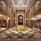 Hotel spazio di lusso