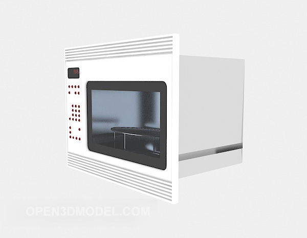 Home Electric Microwave Oven