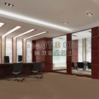 Office Large Meeting Room Interior
