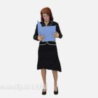 شخصية المرأة العاملة